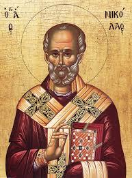 Heiliger Nikolaos