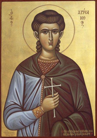 Heiliger Crysanthos